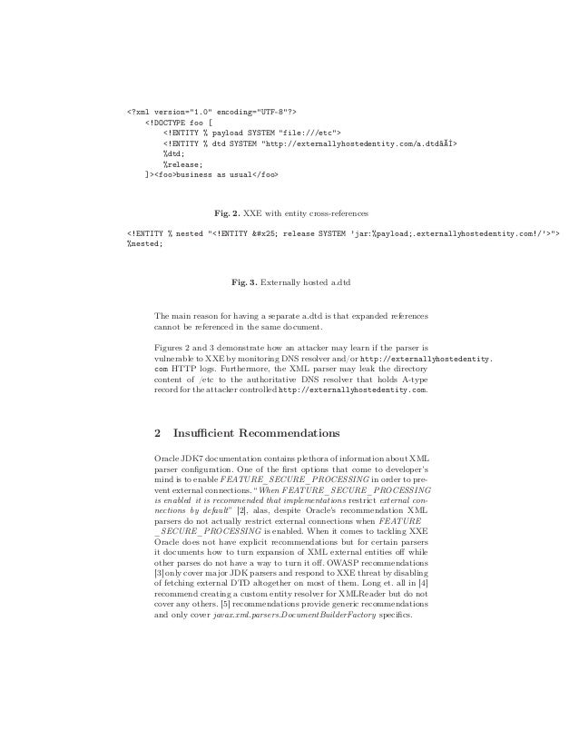 [Blackhat2015] FileCry attack against Java Slide 3