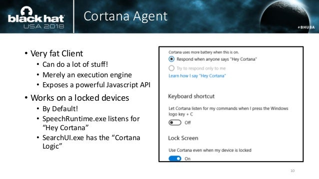 Open Sesame: Picking Locks with Cortana