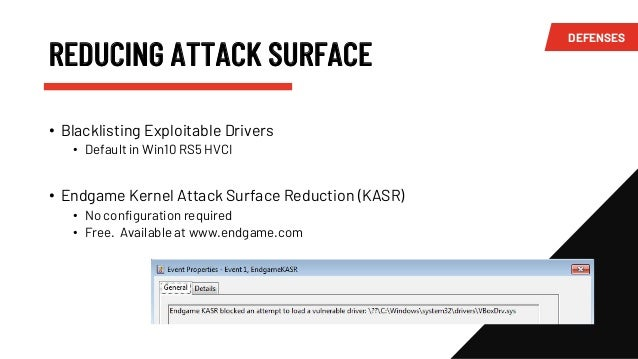 Kernel Mode Threats and Practical Defenses