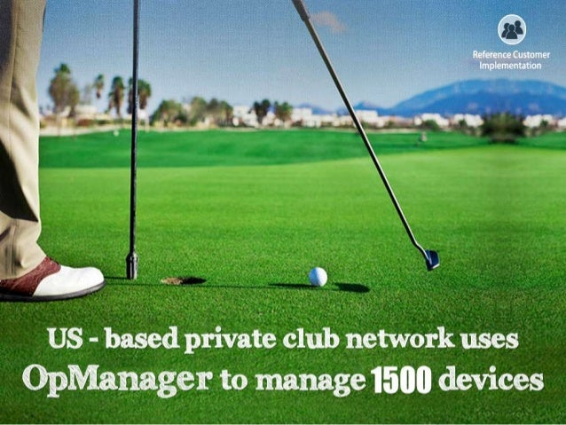 Products - Golf clubs, Country clubs, Business clubs, Sports and Alumni clubs Employees - 14,000 Club Members - 350,000 Re...