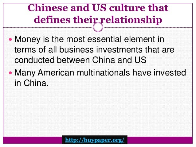 chinese relationship with us