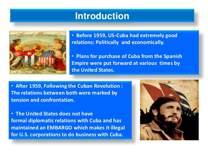 Image Result For U S Cuba Relations