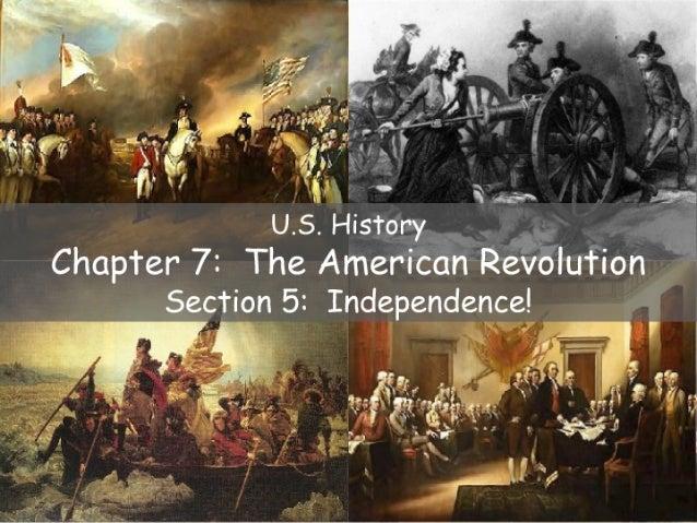 US History Ch 7.5