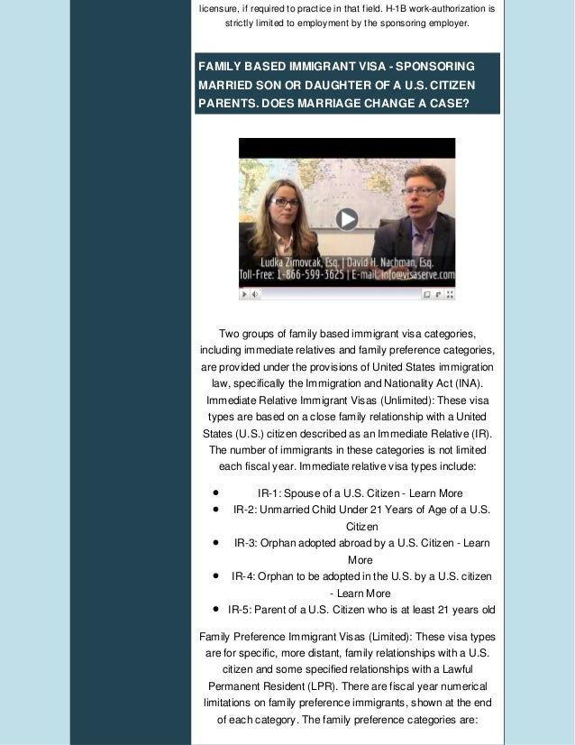 U.S. IMMIGRATION NEWS AND UPDATES - H-1B MASTER'S CAP, H-1B FILING SE…