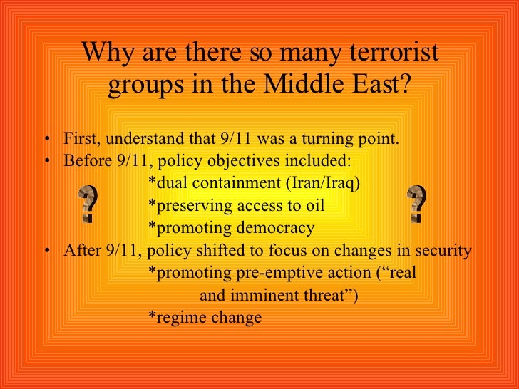 the events before and after the 911 incident in the united states After the united states, led by george bush jr, struck back in vengeance at   our limited concern here is the impact of the september 11 event and the  of  post-9/11 american islam if we were to look at how it fared before the tragedy.