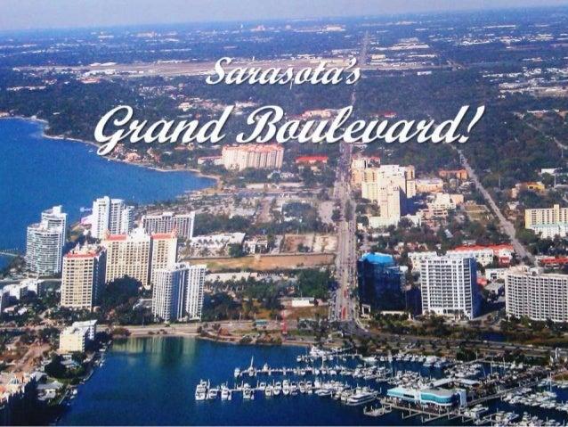 Sarasota's US41 Grand Boulevard Concept