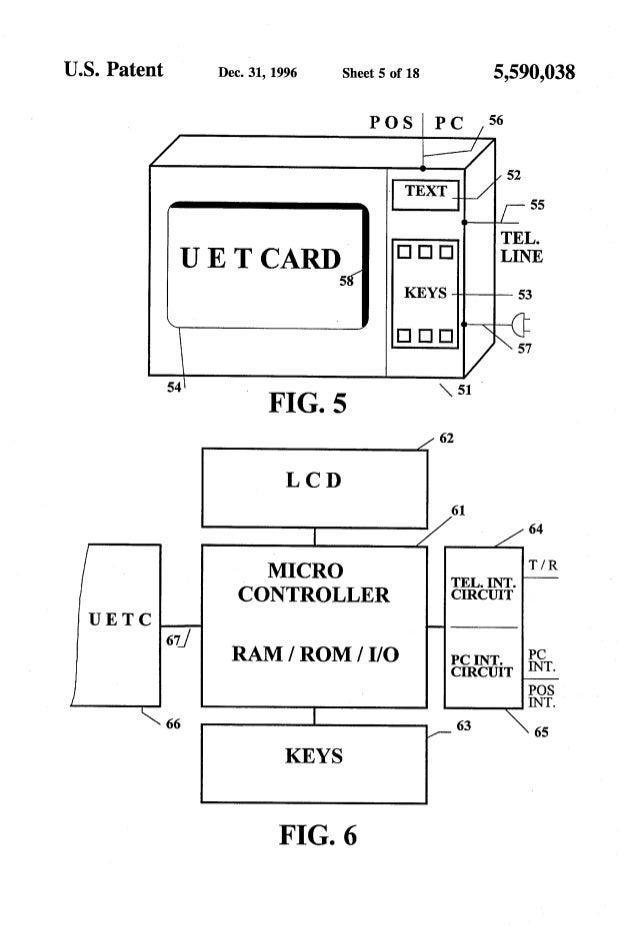 us5590038 universal electronic transaction card including receipt sto u2026