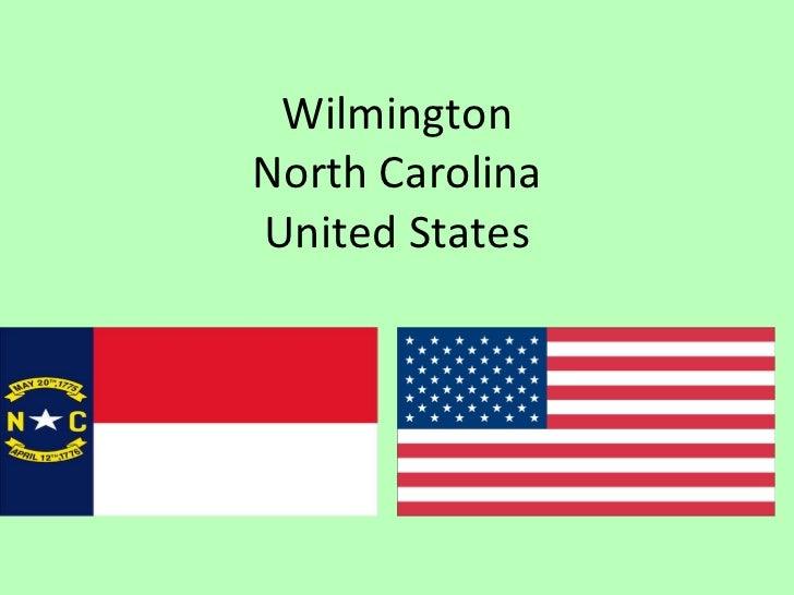 Wilmington North Carolina United States