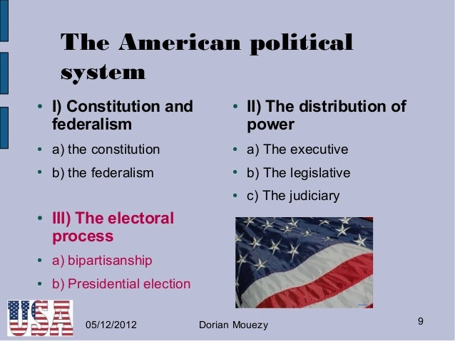 The American Electoral System Essay