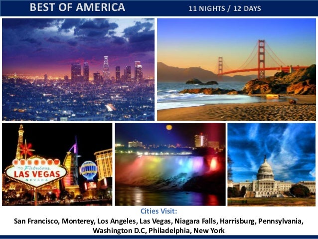 Las Vegas Tour Packages From New York