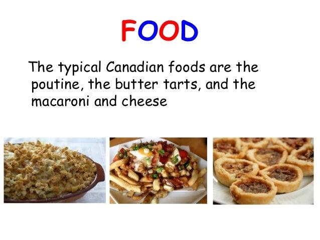 Canadian Christmas Food List