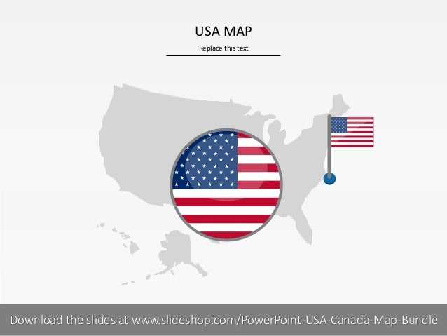 USA and Canada Map Bundle – Usa Canada Map 2