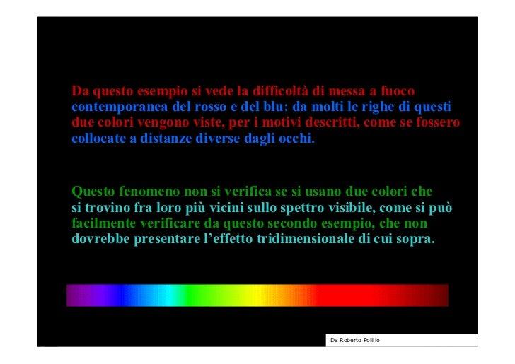Usabilita e scrittura dei testi per il web - Due caratteri diversi prendon fuoco facilmente ...