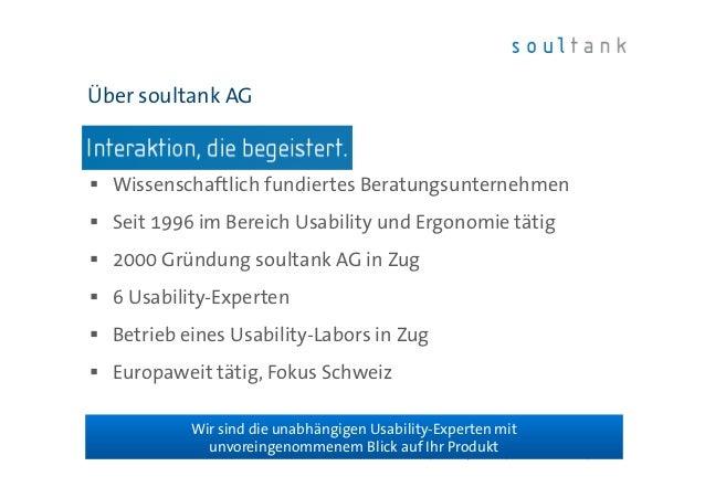 Mobile Protptyping, Usability Coffee, Zug, 19.02.105 Slide 3