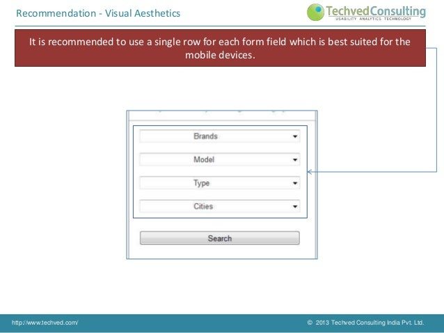 FINDIT Mobile Apps  Findit iOS Application http://www.techved.com/  Findit Android Application 2013 Techved Consulting Ind...