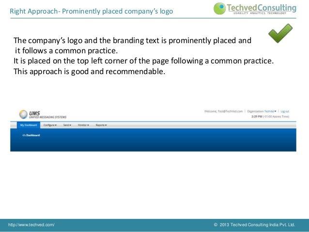 Usability Audit