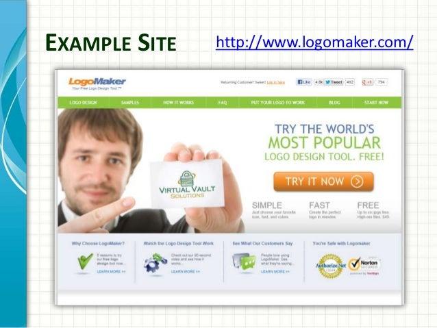 SITE http://www.logomaker.com/