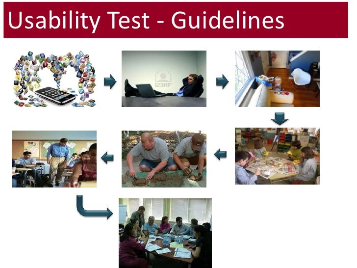 usability guidelines for mobile apps