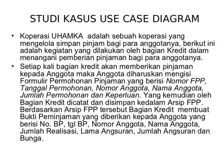 Use case diagram penggunaannya optional 12 studi kasus use case diagram koperasi uhamka adalah sebuah koperasi yang mengelola simpan pinjam ccuart Gallery