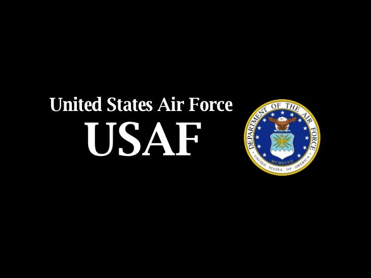 United States Air Force  USAF