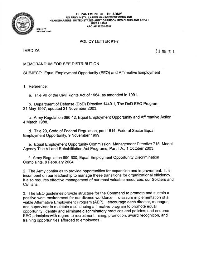 usag red cloud command policy 1
