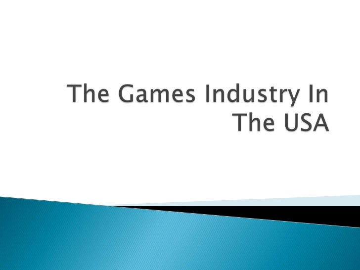    The computer and video game industry is one    of the fastest growing sectors of the    entertainment industry in the ...