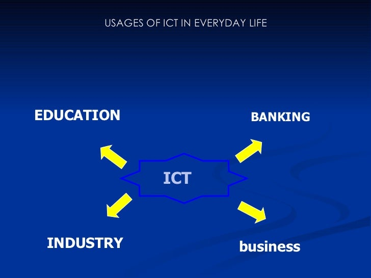 application of ict in business pdf