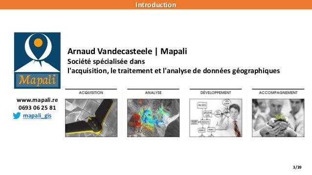 Usage des drones pour les activités de recherche Slide 3