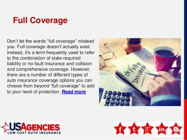 Types Of Car Insurance Coverage >> Types Of Car Insurance Coverage