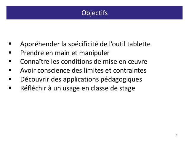 Usagestablettesenclasse canope-espe-dec15 Slide 2