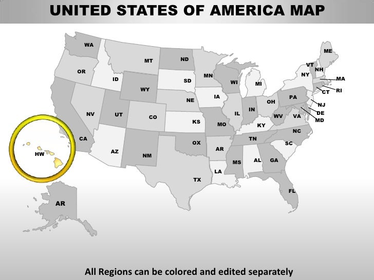 usa map ppt - Major.magdalene-project.org