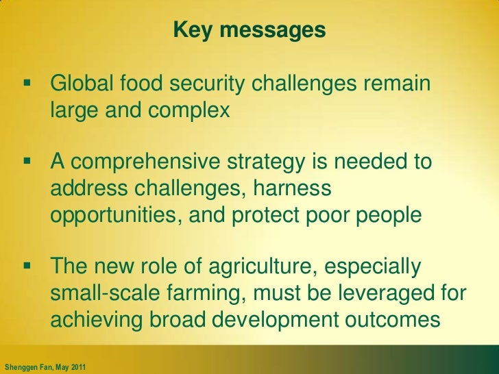 challenges and opportunities in agricultural marketing Investment opportunities in the agricultural sectors  producer and marketing groups to exploit the economies  challenges in agric.