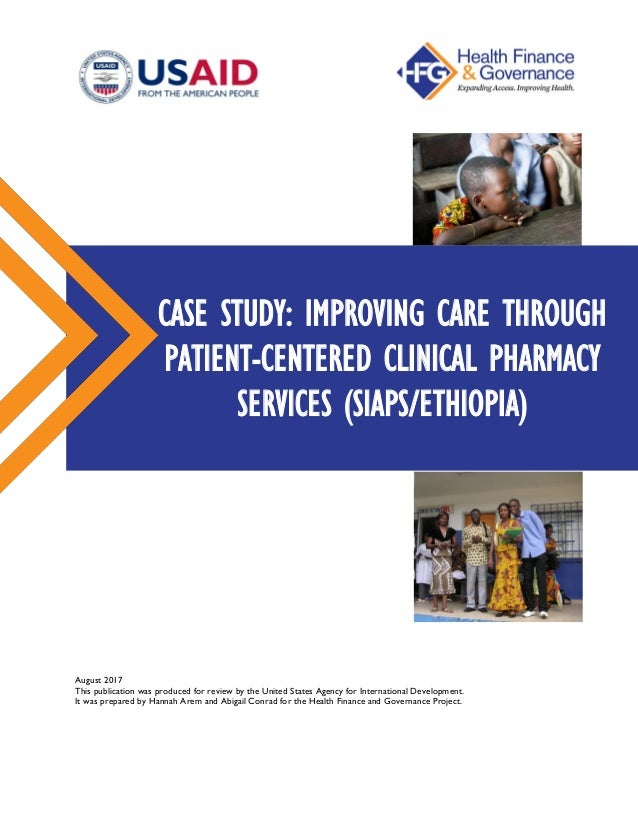 Case Study: Improving Care through Patient-Centered Clinical