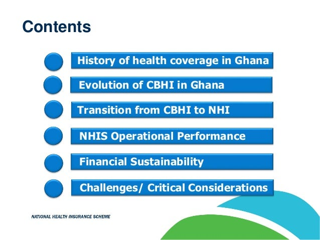 an overview of ghanas policies The systems for health project worked with the government of ghana to update  their national level infection prevention and control policy and guidelines to.