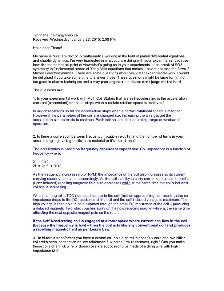 Us Air Force, Nasa And Caas Letters