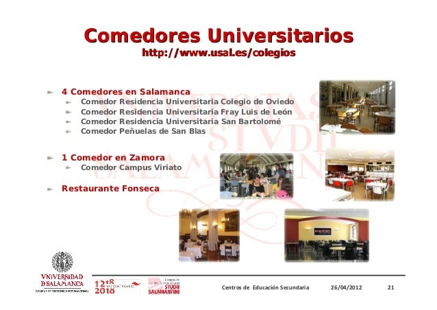 Charlas Informativas-Primavera 2012