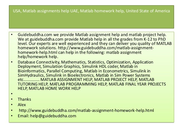 matlab project help Simulink control design matlab assignment help online, matlab project and homework help simulink control design assignment help introduction you can likewise.