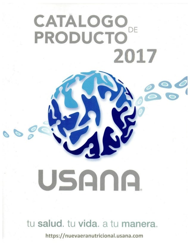 Usana cat logo de producto 2017 cn002i for Catalogo bricoman elmas 2017