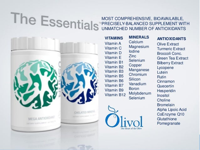 Usana Products Overview