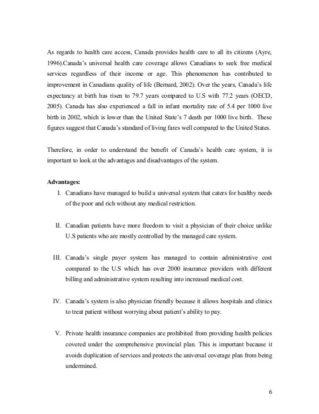 US and Canada Health Care System Emanuel Baisire – Distance Vs Displacement Worksheet