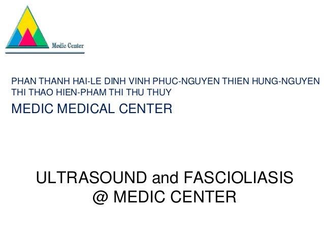 PHAN THANH HAI-LE DINH VINH PHUC-NGUYEN THIEN HUNG-NGUYEN THI THAO HIEN-PHAM THI THU THUY  MEDIC MEDICAL CENTER  ULTRASOUN...