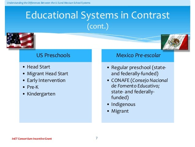 chinese and american education compare and contrast