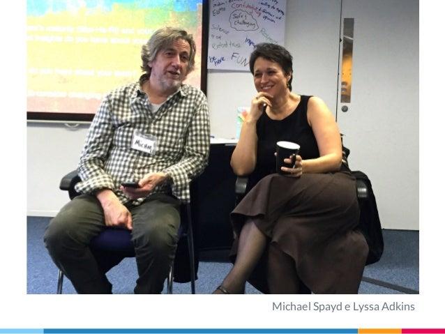 Michael Spayd e Lyssa Adkins