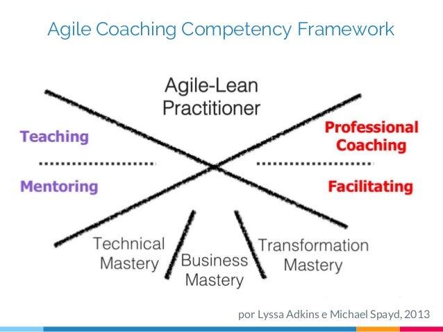Agile Coaching Competency Framework por Lyssa Adkins e Michael Spayd, 2013