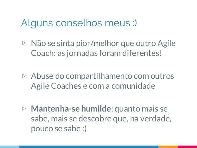 Usando o Agile Coaching Competency Framework para evoluir na carreira de Agile Coach