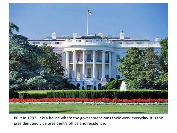 How Many People Live In The White House House Plan 2017