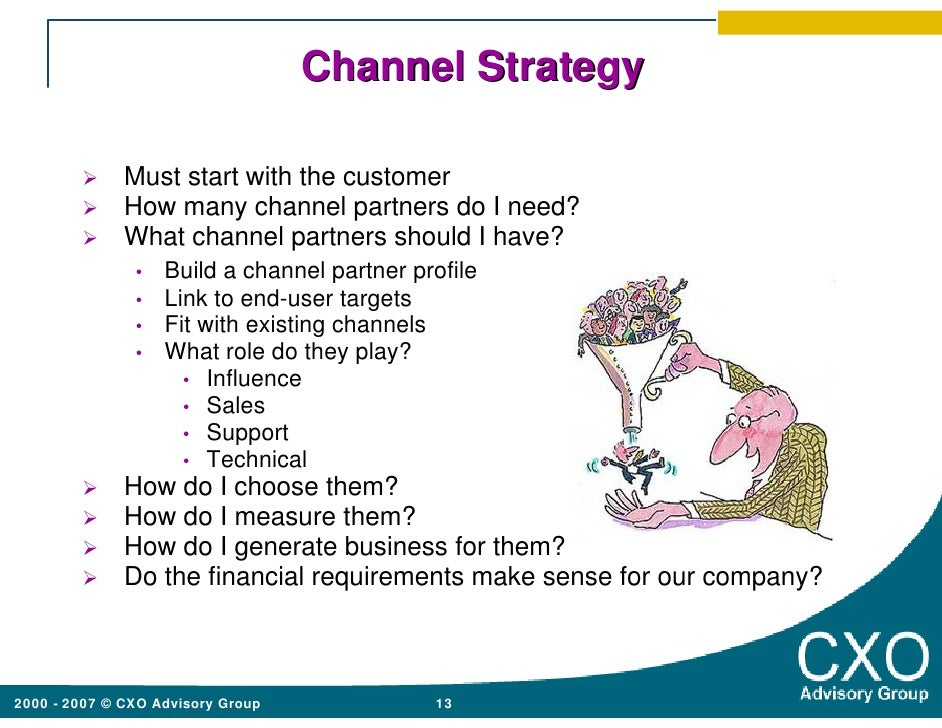 USA Sales Distribution Strategies Strategies – What is Channel Sales