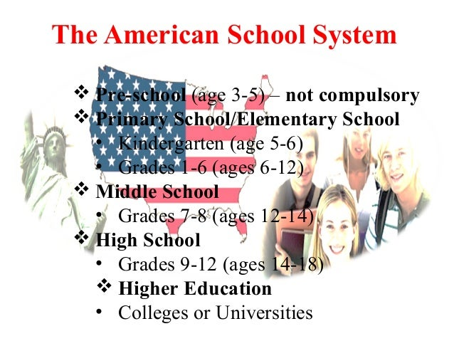 what grade is high school in usa
