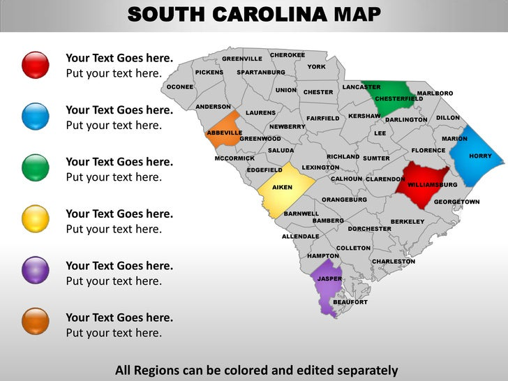 Usa south carolina state powerpoint county editable ppt maps ... on map of oglethorpe, map of al counties, map of oregon counties, map of brantley, map of nc counties, map of hall, map of missouri counties, map of kentucky counties, map of southern nj counties, map of habersham, map ar counties, map of co counties, map of cook, map of johnson, map of thomas, map of tl counties, map of alabama counties, map of colquitt, south carolina counties, map of nm counties,