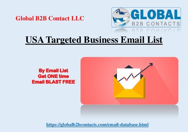 USA targeted business email list